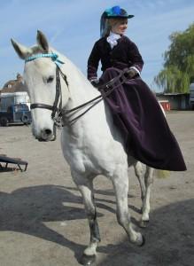 Nicola Watson period costume