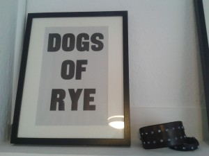 Dogs of Rye exhibition