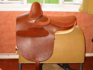 "16"" side saddle for sale"